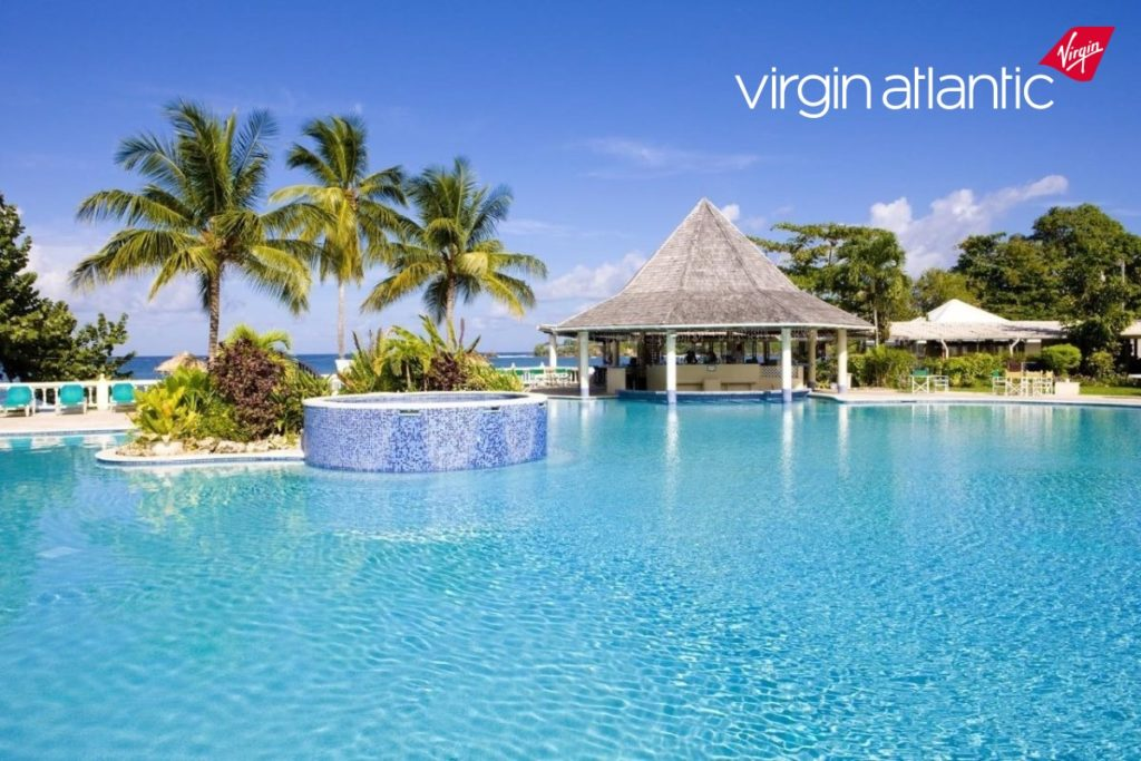 Starfish - Tobago - virgin atlantic