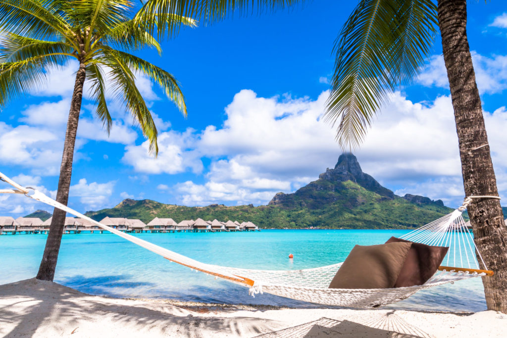 Bora Bora Yach holiday