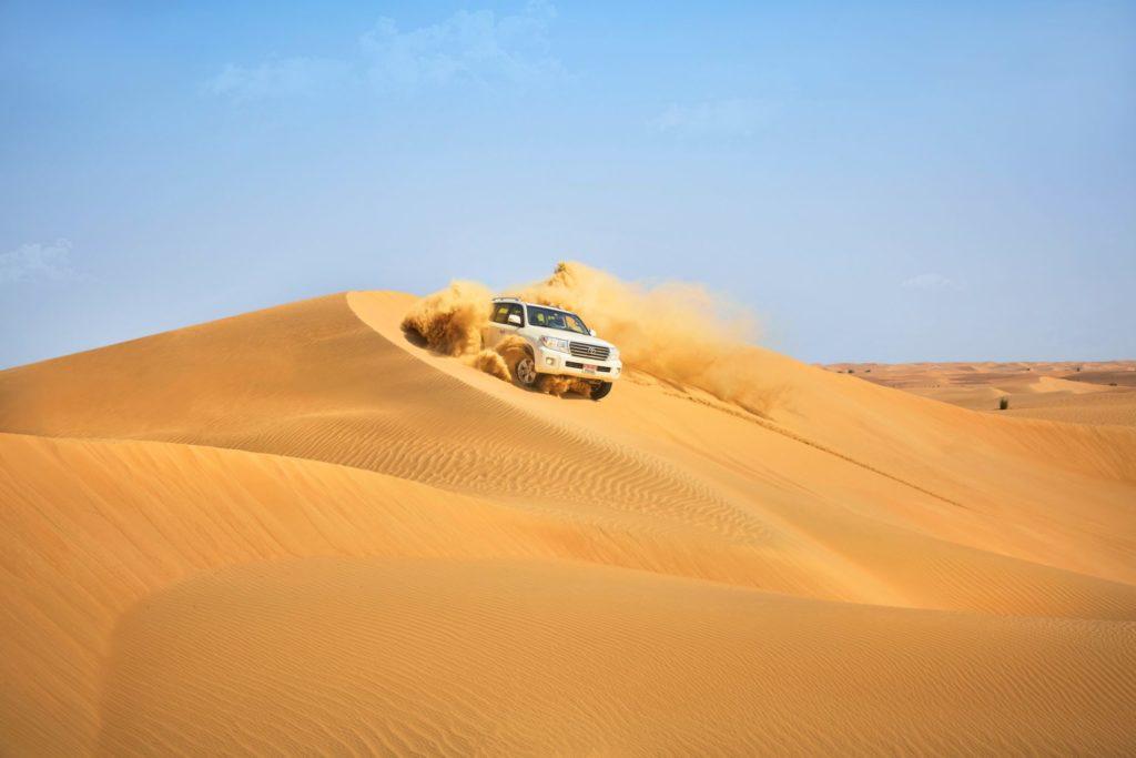 Dersert safari - Abu Dhabi