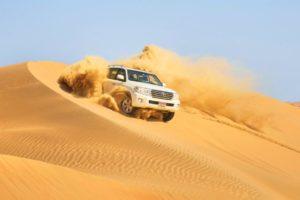 Abu Dhabi 4x4 safari