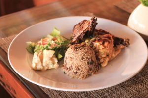 worthing court hotel barbados - food